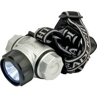 Luxeon Rebel LED Headlight, 3AAA