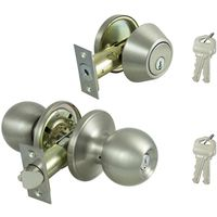 DOOR ENTRY/BOLT BALL T3 SATIN