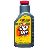 Stop Leak Radiator Sealer, 16 oz
