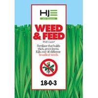 Weed & Feed Fertilizer, 16 lb