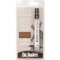 Scratchide Touch Up Stain Pen, Special Walnut