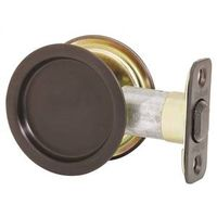 Kwikset Signature 334 Round Reversible Door Lock