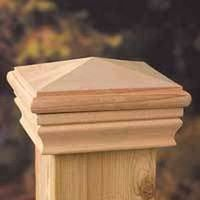 Marine Ornamental 72889 High Point Pyramid Post Cap