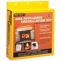 SINGLE APPLIANCE GAS KIT