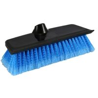 Soft Window Brush with Squeegee, 10""
