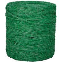 Heavy Duty Garden Jute Twine, 190' Green