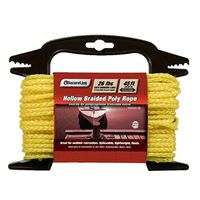 Lehigh PUCY545-4W Cord Braided Utility Rope