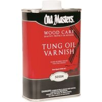 Tung Oil Varnish, 1 Qt