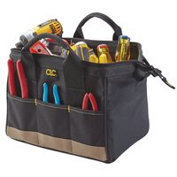 "CUSTOM LEATHERCRAFT 1161 Tool Bag 23pkt 12"" by Custom Leathercraft 1161 084298011610 at Sears.com"