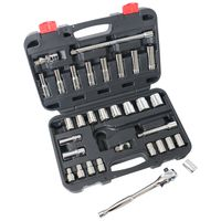 SOCKET SET 32PC 1/2DRIVE SAE