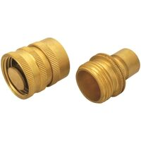 Brass Quick Connector