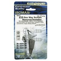 1 Way Screw Remover, # 14
