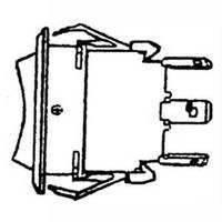 United States Hardware M-146C 3-Way Bilge Pump Switch