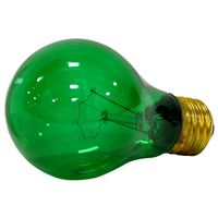 Bulb Lt 25w Grn 1/bx - Case of 6