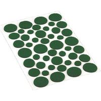 Shepherd 9423 Light Duty Furniture Pad Assortment