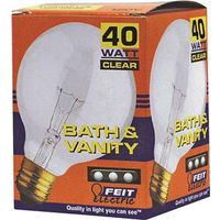 Feit 40G25/RP Decorative Incandescent Lamp