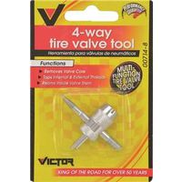 Monkey Grip M8835 4-Way Valve Tool
