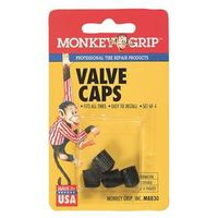 Monkey Grip M8830 Dome Tire Valve Cap