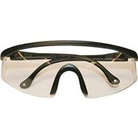 Clear Lense Safety Glasses