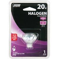 Bi Pin Halogen Flood Bulb, 12 Volt