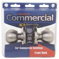 Mintcraft C360BV Commercial Entry Knob Lockset