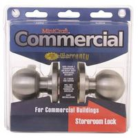 Mintcraft C365BV Reversible Door Knob Lockset