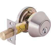 Deadbolt Single Cylinder