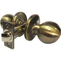 Mintcraft T3810V Saturn Tubular Door Knob Lockset