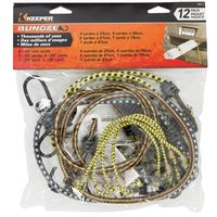 Hampton 06313 Assorted Bungee Cord Set