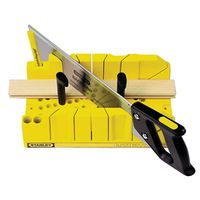 Stanley 20-600 Clamping Mitre Box/Saw
