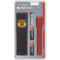 Mini Maglite M2A03H Combination Water Resistant Flashlight