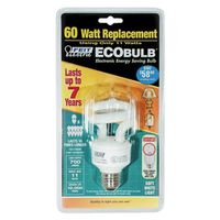 Ecobulb BPESL11T Non-Dimmable CFL