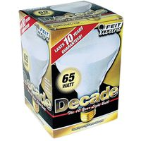Feit 65BR30/FL/15K Dimmable Incandescent Lamp