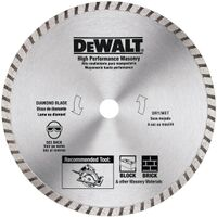 High Performance Abrasive Blade, 7""