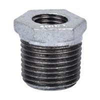 Worldwide Sourcing 35-1/2X1/4G Galvanized Pipe Hex Bushing