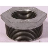 Worldwide Sourcing 35-1/2X3/8G Galvanized Pipe Hex Bushing