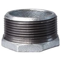 World Wide Sourcing PPG241-65X50 Galvanized Hex Bushing