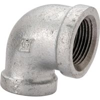 Galvanized Elbow, 90° 3/8""