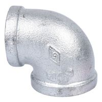 World Wide Sourcing PPG90R-40X32 Galv Pipe Fitting