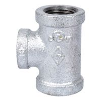 World Wide Sourcing PPG130R-15X10 Galv. Pipe Fitting