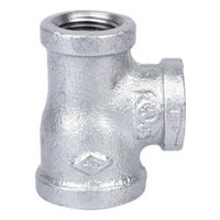 World Wide Sourcing PPG130R-20X15X15 Galv Pipe Fitting