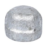 World Wide Sourcing 18-1/8G Galvanized  Malleable Cap