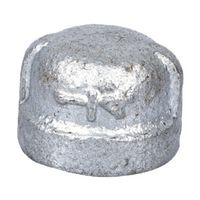World Wide Sourcing 18-1/4G Galvanized Malleable Cap