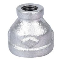 World Wide Sourcing 24-3/4X1/4G Galvanized Red Coupling