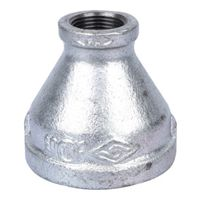 World Wide Sourcing PPG240-50X20 Galvanized Red Coupling