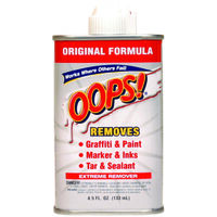Oops Amazing Remover, 4 1/2 oz