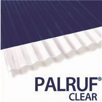 Parlor 100427 Translucent Corrugated Roofing Panel