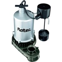 Flotec FPZT7450 High Output Submersible Sump Pump