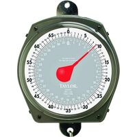 Dial Hanging Scale, 60 Lb