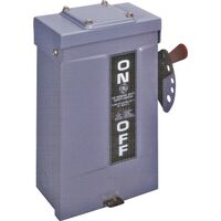 30 Amp Fusible Outdoor Safety Switch